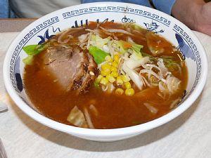 味噌ラーメン320円