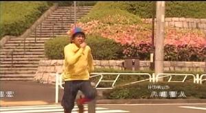 10年05月22日怪物くん(第6回)大野智-日本テレビ